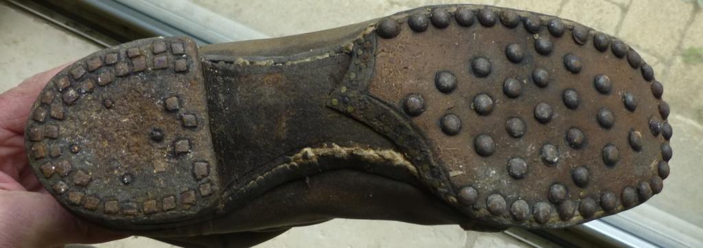 identiication bottes, militaires? de cavalier? P1080159