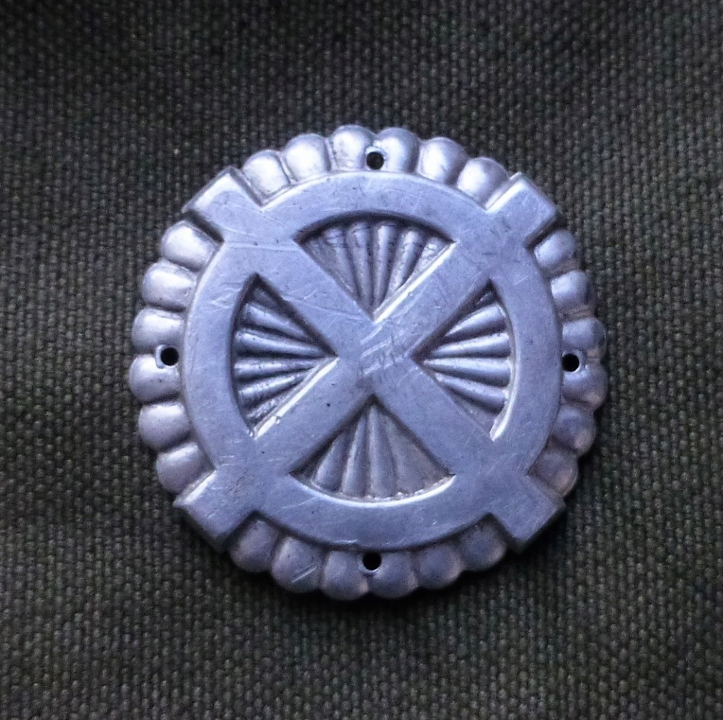 pantalon salopette mod 38 et insigne équipes nationales P1080318