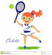 Nos petits bonheurs quotidiens - Page 37 Tennis19