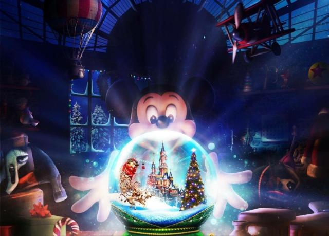 [Saison] Le Noël Enchanté Disney 2020 (Annulé) 11760910