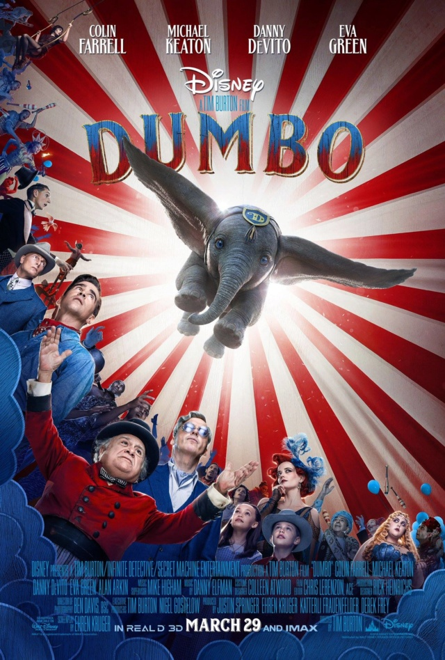 Dumbo [Disney - 2019] - Page 9 46173010