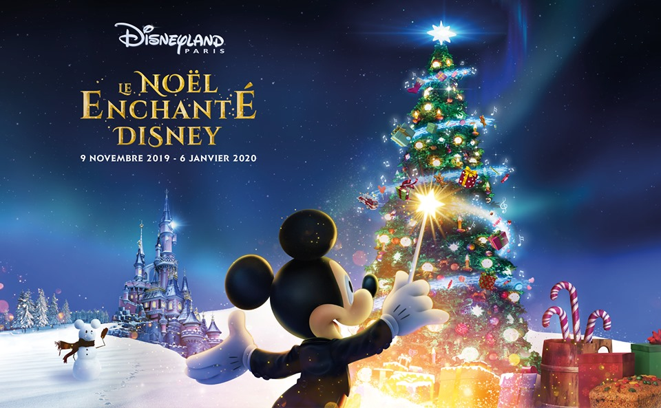[Saison] le Noël Enchanté Disney (du 9 novembre 2019 au 6 janvier 2020) 67534010