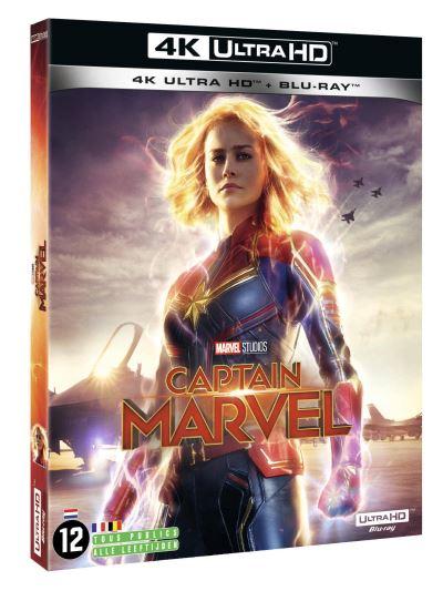 Captain Marvel [Marvel - 2019] - Page 3 Captai10