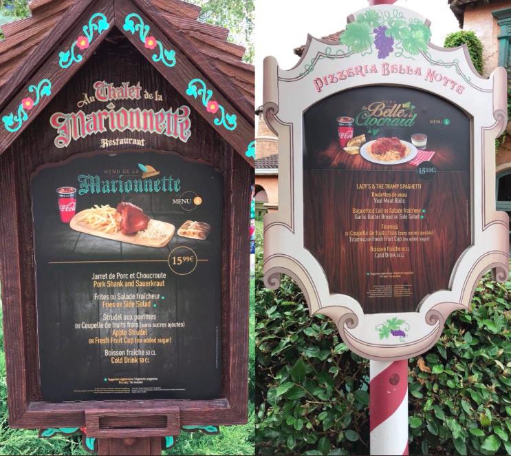 """Refonte de l'offre de Restauration """"Au comptoir"""" de Disneyland Paris Captur10"""