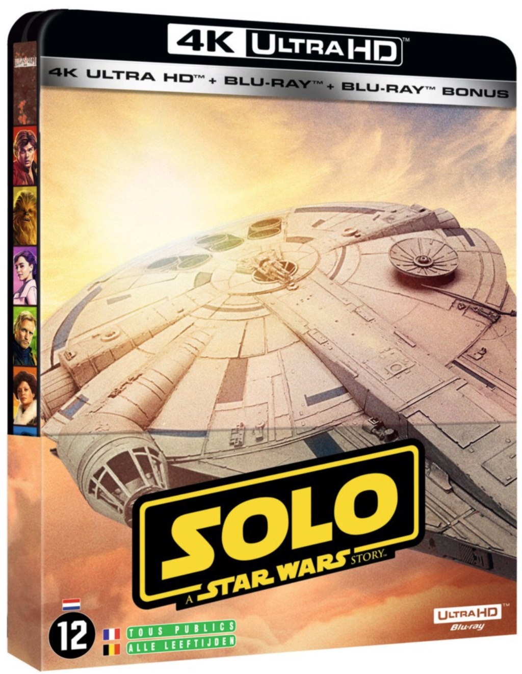 Solo : A Star Wars Story [Lucasfilm - 2018] - Page 10 Captur11