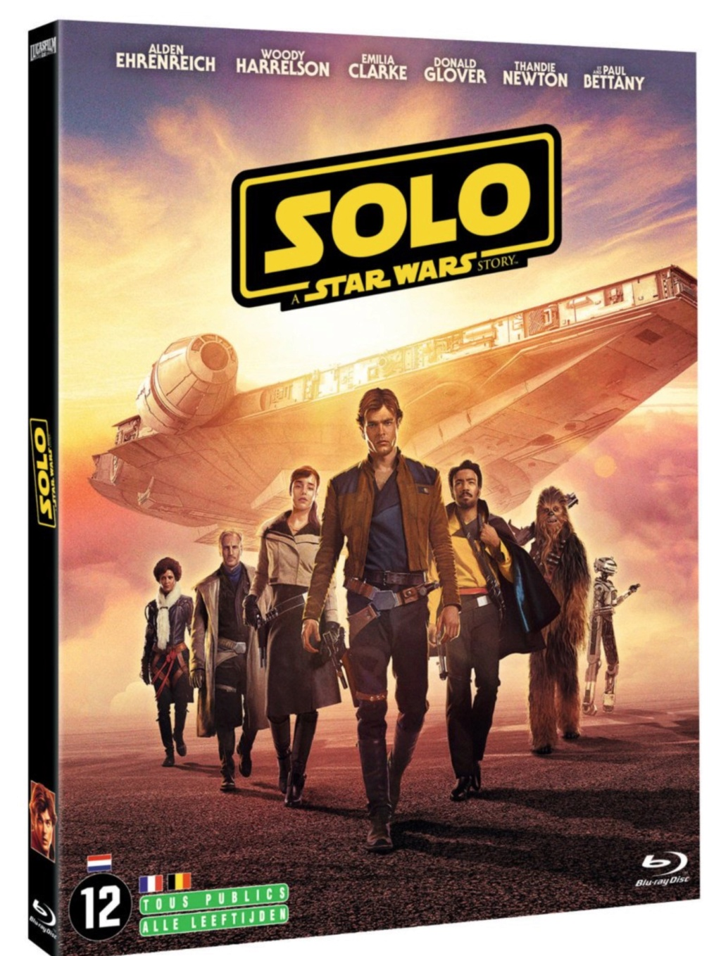 Solo : A Star Wars Story [Lucasfilm - 2018] - Page 10 Captur12