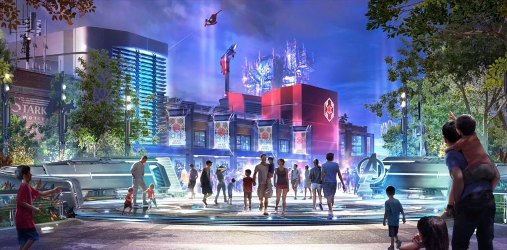 [Disney California Adventure] Avengers Campus (2020) - Page 2 Dsihke10