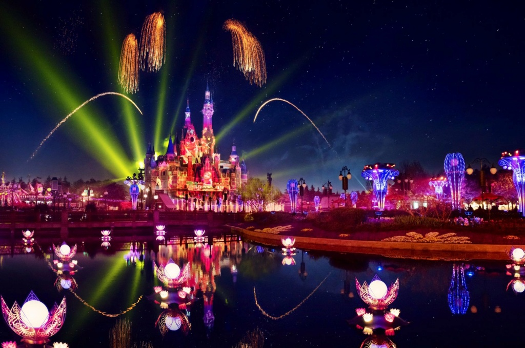 ILLUMINATE! A Nighttime Celebration [Shanghai Disneyland - 2021] Eyr6yt10