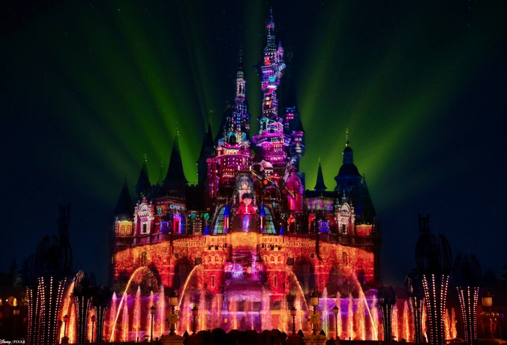 ILLUMINATE! A Nighttime Celebration [Shanghai Disneyland - 2021] Eyr6yu10