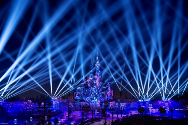 ILLUMINATE! A Nighttime Celebration [Shanghai Disneyland - 2021] Eyr6yu11