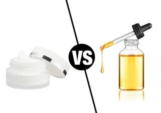 ما الفرق بين السيروم وكريم المرطب وأيهما الأفضل؟ 12e82810