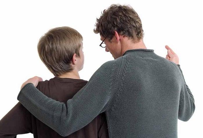 عزيزي الرجل : هذا ما يجب أن يتعلمه الأبن منك 1cea2a10