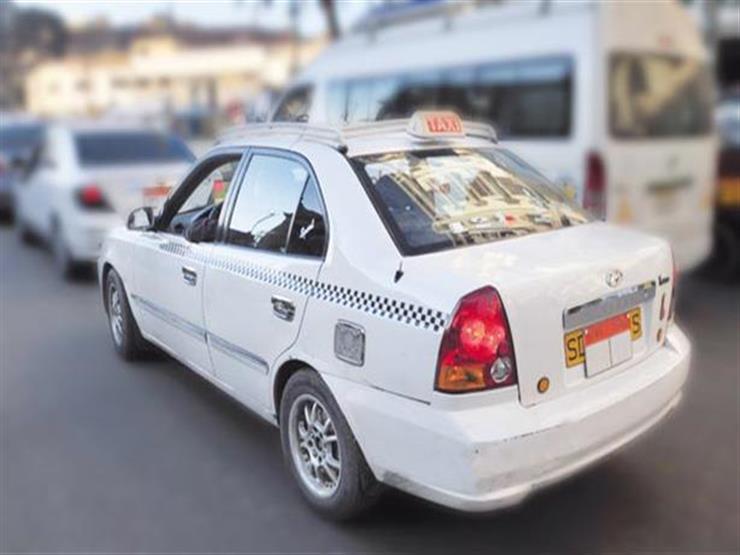 مقابل 1600 جنيه رسوم على السيارة.. القاهرة تسمح للتاكسي الأبيض بتركيب شاشات إعلانية 2019_612