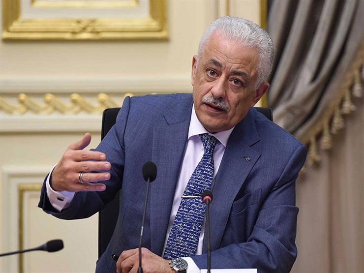 وزير التعليم ينفي اعتماد مصروفات العام الدراسى الجديد 2020_519