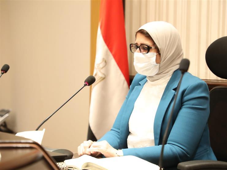 وزيرة الصحة توجه رسالة للمواطنين بشأن شراء أدوية المناعة من الصيدليات 2020_610
