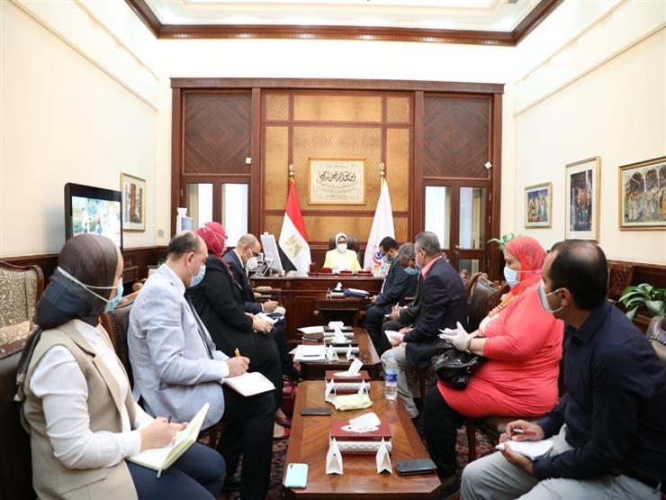 وزيرة الصحة توجه رسالة للمواطنين الأكبر من 40 عامًا 2020_812