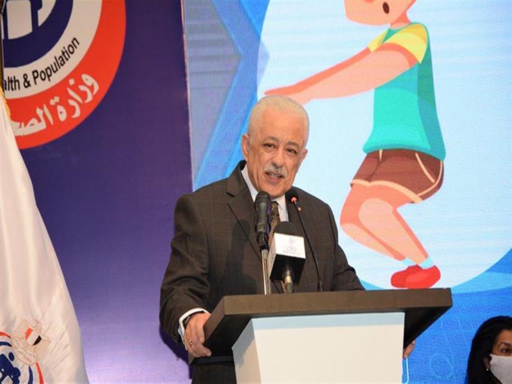 وزير التعليم يحسم موقف طلاب المدارس الخاصة بشأن عدد أيام الحضور 2020_920