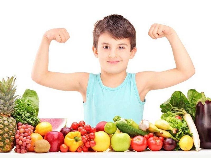 أفضل الأطعمة لتقوية مناعة الطفل في فصل الشتاء 22825810