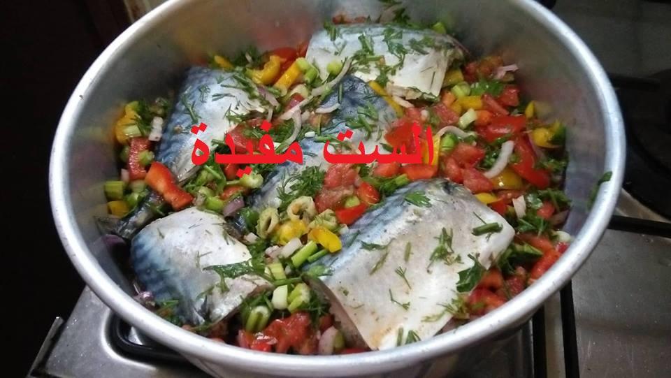 طريقة عمل السمك السنجاري  37626210