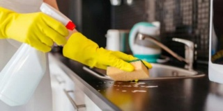 القضاء على البكتيريا في المطبخ Albait10