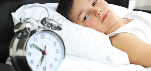 تعرفي علي كيفية تعود طفلك على النوم باكراً Aoa_ei10