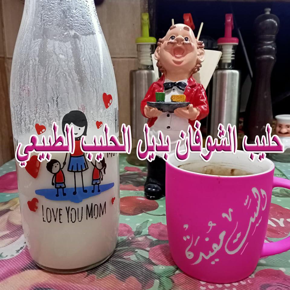 كيفية عمل حليب الشوفان بديل الحليب وطريقة استخدامه/الست مفيدة Aoaoo_14