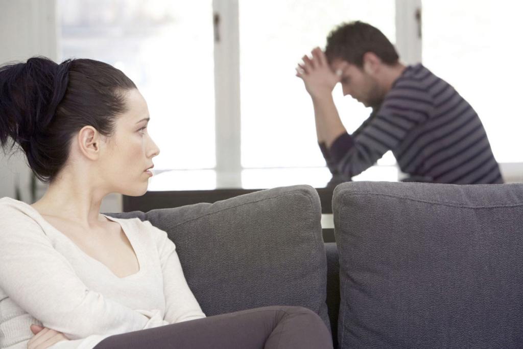 كيف تحافظين على زواجك وقت الخلافات والأزمات ؟  Galler10