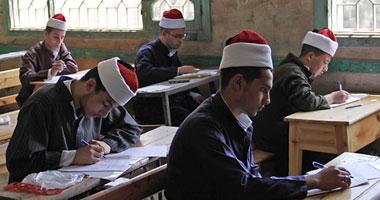اليوم.. طلاب أولى ثانوى أزهرى يؤدون امتحانات نهاية العام بالأحياء والحديث S6201110