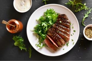 طريقة عمل ستيك اللحم المشوي لعيد الأضحي المبارك  Shutte17