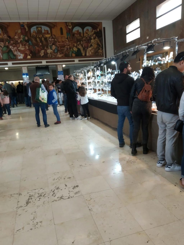 VI feria de minerales de Salamanca 092e1b10
