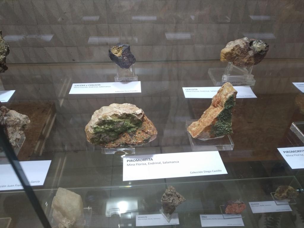 VI feria de minerales de Salamanca 1928fe10