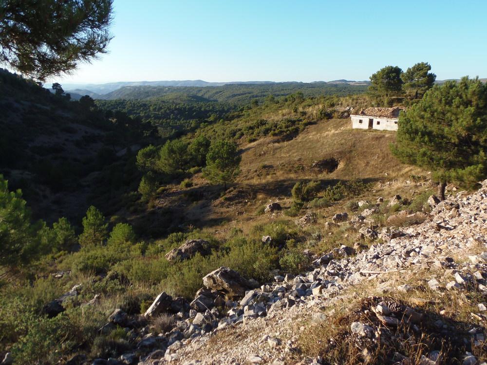 MINA SAN ANTONIO DE PADUA Y SU AMPLIACION, ALBUÑUELAS (Granada) 2013_111