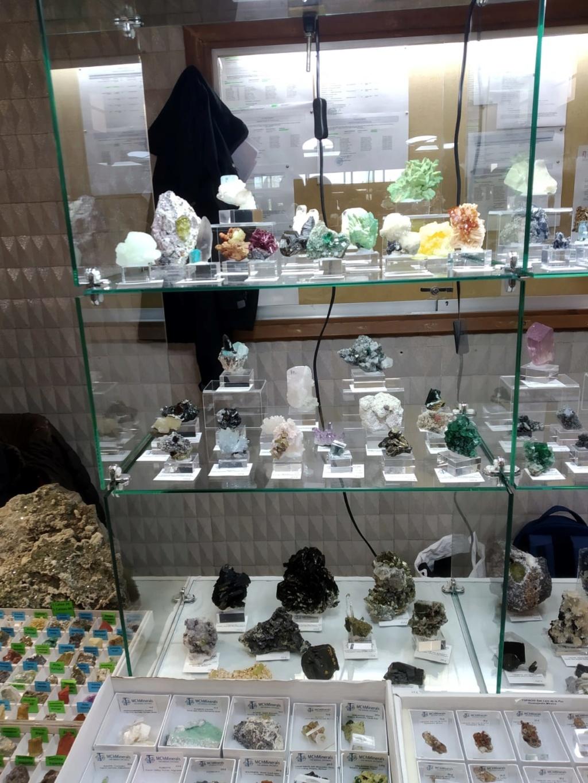VI feria de minerales de Salamanca 28e54e10