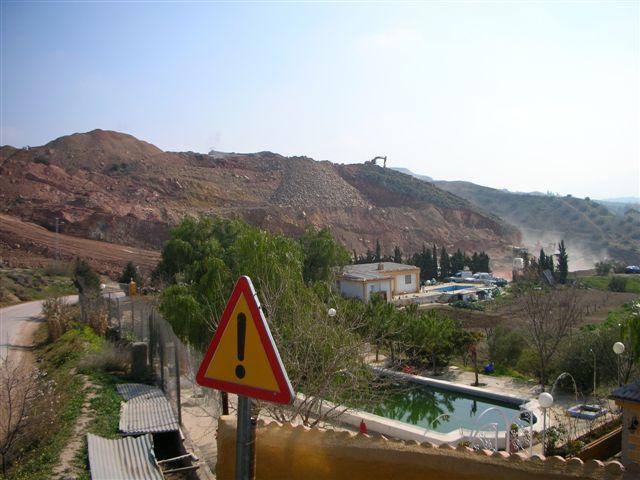 Yacimiento de Celestina, Cerro Moreno, Puente Tablas (Jaén) 29deju10