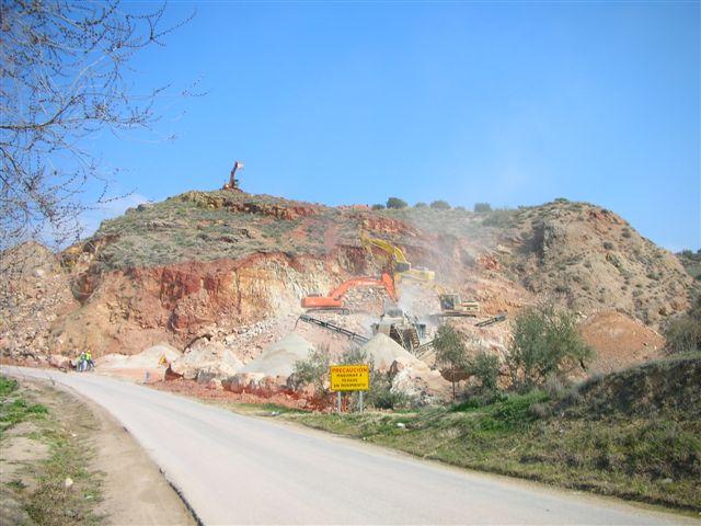 Yacimiento de Celestina, Cerro Moreno, Puente Tablas (Jaén) 29deju12