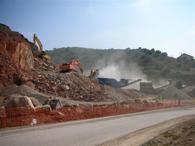 Yacimiento de Celestina, Cerro Moreno, Puente Tablas (Jaén) 29deju14