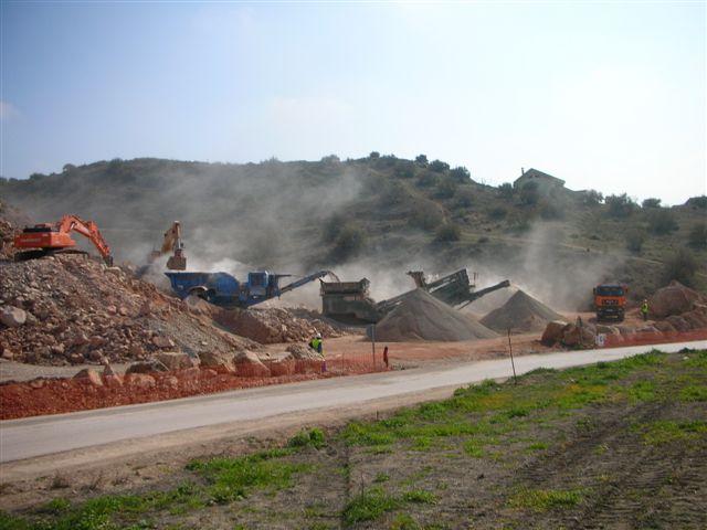 Yacimiento de Celestina, Cerro Moreno, Puente Tablas (Jaén) 29deju16