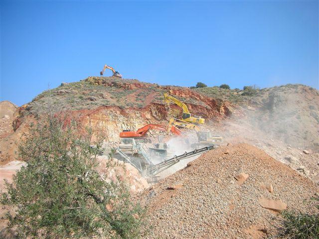 Yacimiento de Celestina, Cerro Moreno, Puente Tablas (Jaén) 29deju17