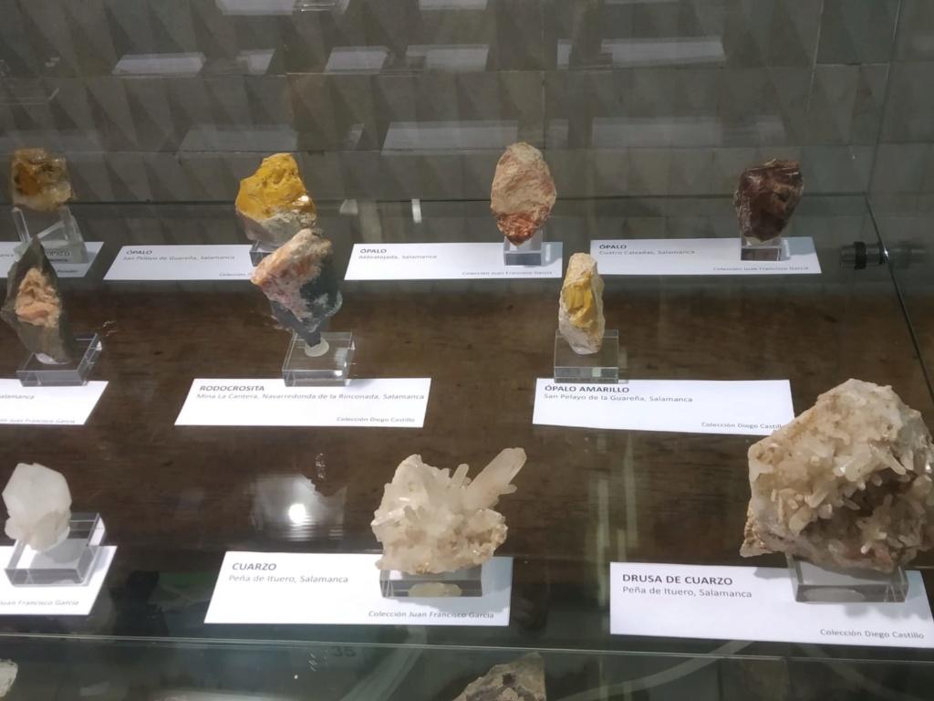 VI feria de minerales de Salamanca 570dd910