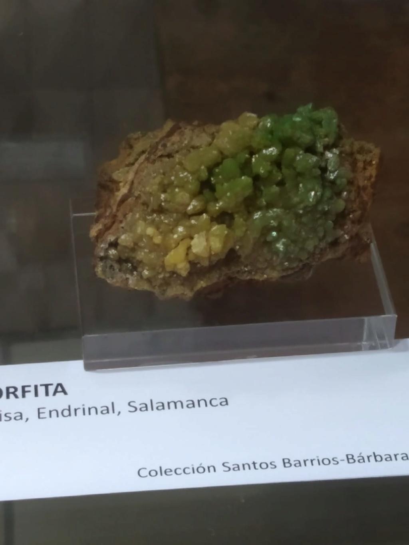 VI feria de minerales de Salamanca 69f0f010