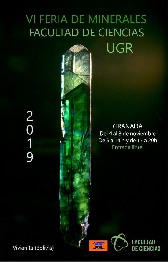 VI Feria de Minerales Facultad de Ciencias. Universidad de Granada 93001210