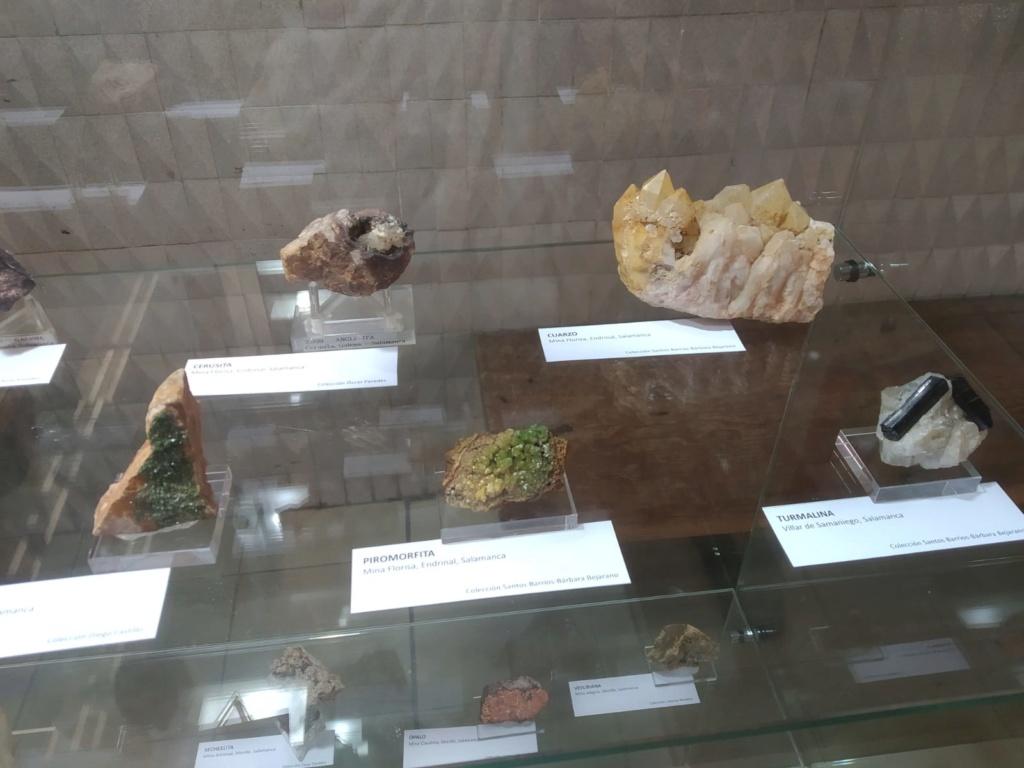 VI feria de minerales de Salamanca Afe13e10