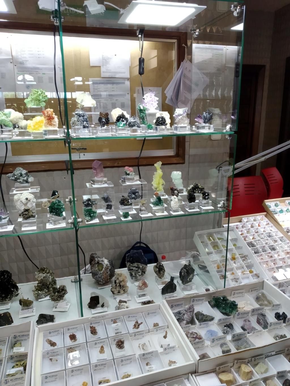 VI feria de minerales de Salamanca Baf5e910