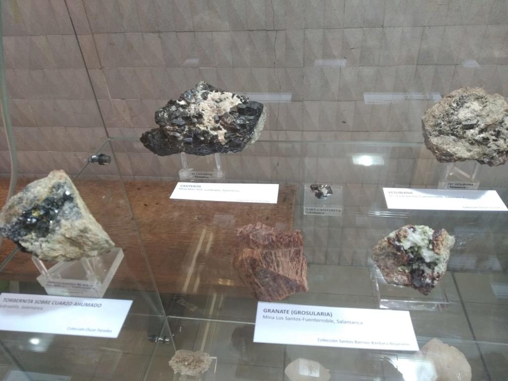 VI feria de minerales de Salamanca E2635b10