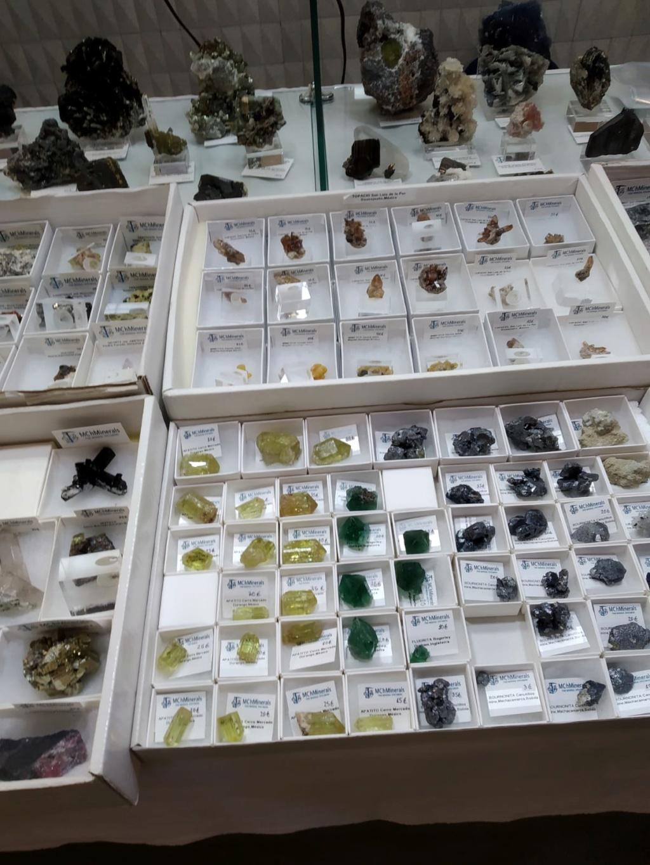VI feria de minerales de Salamanca Ea6c3b10