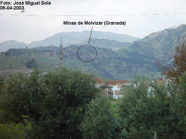 Mina La Encontrada, Molvizar, Granada  05 Abril 2003 Molviz13