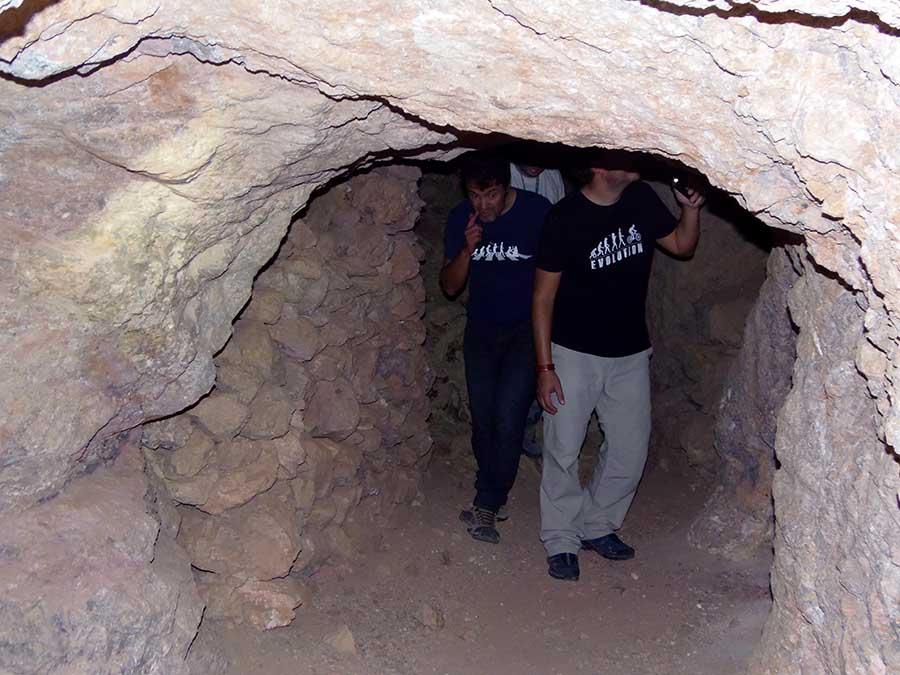 MINA DE DON JACOBO, MINA LOBULLI Y MINA CAÑARICO, ORIA (Almería) Or_1110