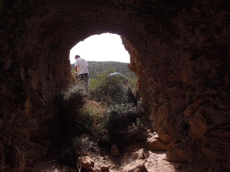 MINA DE DON JACOBO, MINA LOBULLI Y MINA CAÑARICO, ORIA (Almería) Or_1310