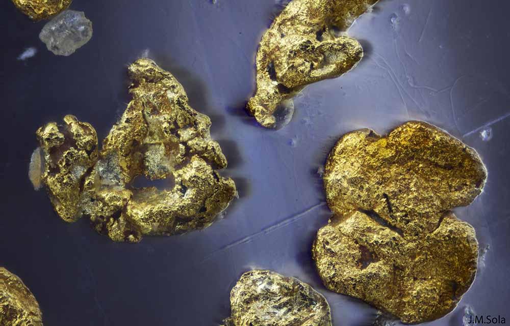 Bateo de oro en el rio Genil, Cenes de la Vega (Granada) Oror_g10