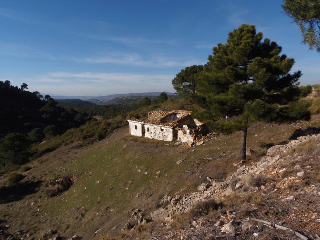 MINA SAN ANTONIO DE PADUA Y SU AMPLIACION, ALBUÑUELAS (Granada) P2100010